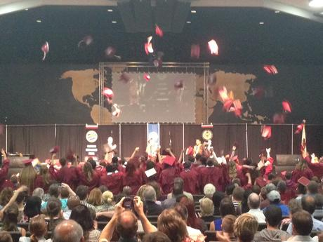 Congratulations to the BCMHS Class of 2015!